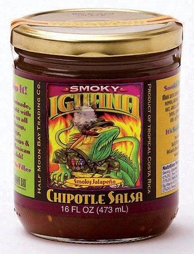 Iguana 90045 Smoky Iguana Chipotle Salsa