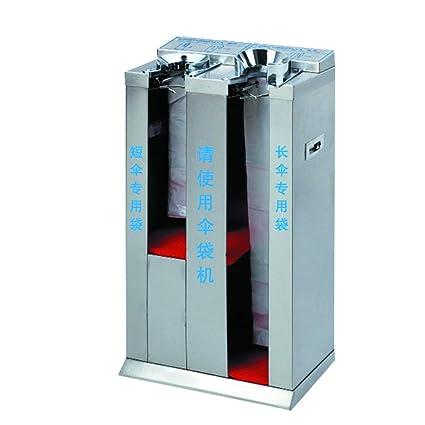 Cheng-paragüero Máquina automática Doble de la Cubierta del ...