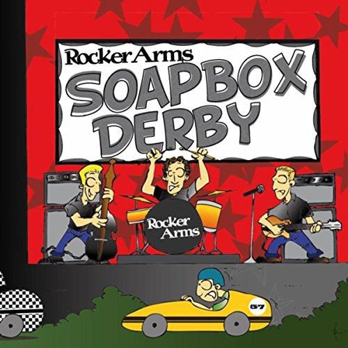 Soapbox Derby Derby Music Box