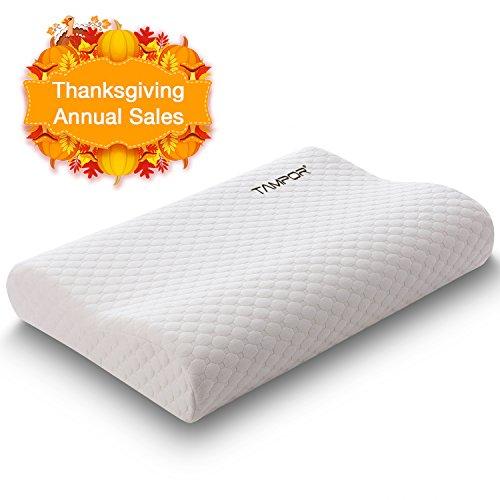Cloud Soft Foam Memory Pillow (White) - 8
