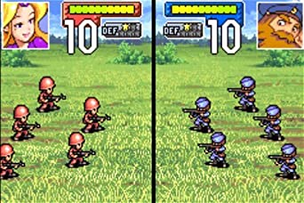 Amazon Com Advance Wars Video Games