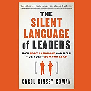 The Silent Language of Leaders Hörbuch