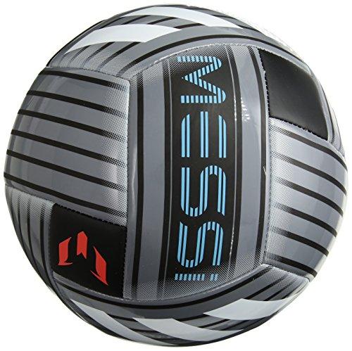 essi Q1 Soccer Ball, Dark Grey, Size 5 ()
