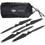 DJI Mavic Pro Basic Accessory Kit - Includes 2x Pairs DJI Quick Release Folding Propellers for Mavic Drone + DJI Aircraft Sleeve