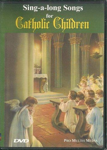 Sing-A-Long Songs for Catholic Children (DVD) by Pro Multis Media