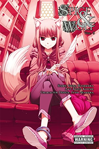 Spice and Wolf, Vol. 5 (manga) (Spice and Wolf (manga), Band 5)