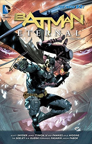 Batman Eternal Vol. 2 (The New 52) (Batman Eternal: The New 52!) -
