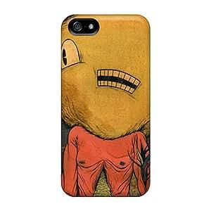 JamieBratt Apple Iphone 5/5s Best Hard Phone Covers Provide Private Custom Nice Alex Pardee Image [VRj29544zQsK]