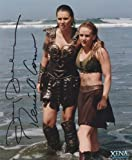 XENA:LUCY LAWLESS & RENEE O'CONNOR AUTOGRAPH PHOTO