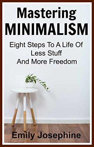 Mastering Minimalism Eight Steps Freedom ebook product image