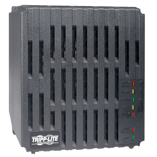 Tripp Lite LC1800 Line Conditioner 1800W AVR Surge 120V 15A 60Hz 6 Outlet 6-Feet Cord by Tripp Lite