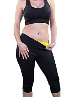 113d4b8108 Hot Thermo Slimming Pants Neoprene Sweat Sauna Body Shapers for Womens