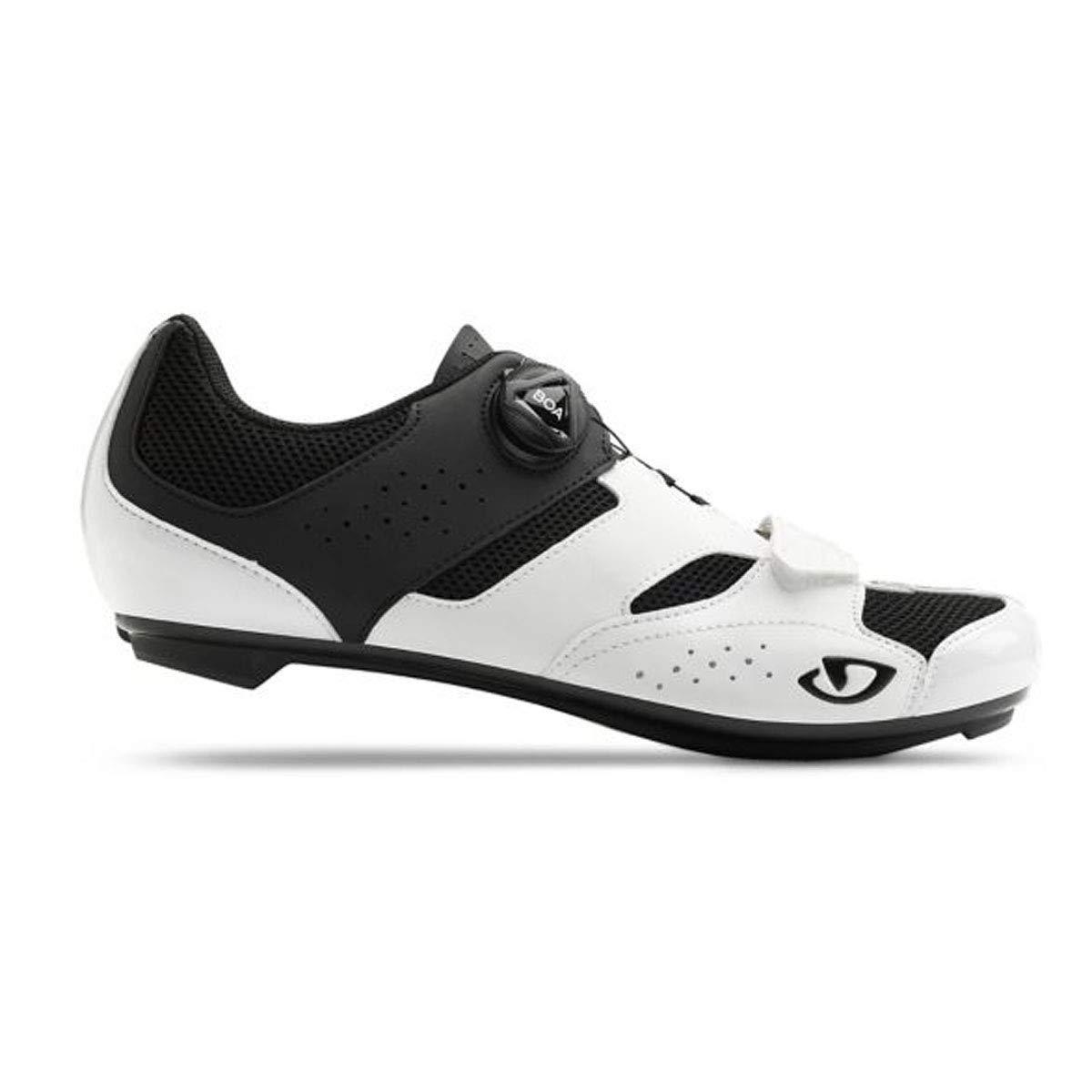 Giro Savix Rennrad Fahrrad Schuhe weiß schwarz 2019  Größe  39