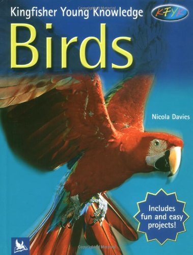 Science Kids: Birds (Kingfisher Young Knowledge) pdf epub