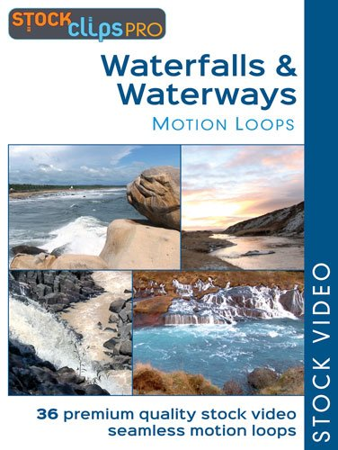 Waterfalls & Waterways Motion Loops
