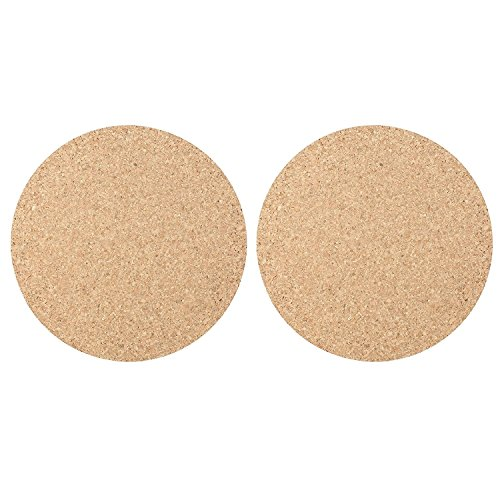 Hot Pads Pack of 2 Trivets (8 Inch)