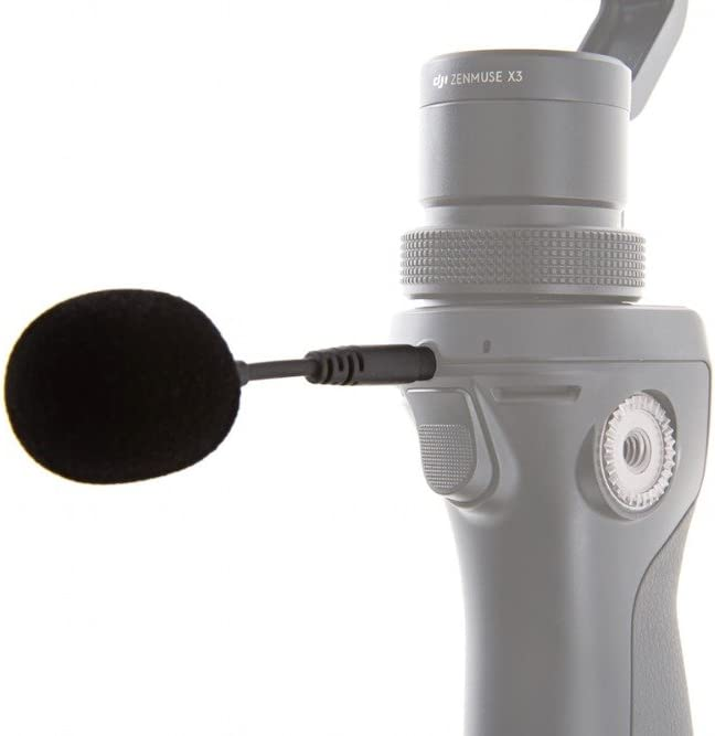 Faironly O-SMO FM-15 3.5 mm M-icrophone O-SMO Pocket M-ic Compatible with O-SMO Pocket and O-SMO Series