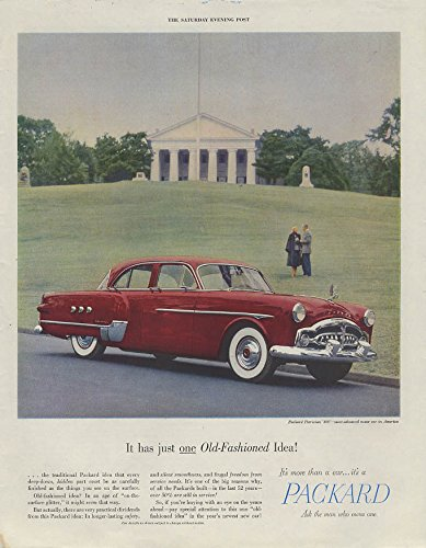 It has just one Old-Fashioned idea! Packard Patrician for sale  Delivered anywhere in USA