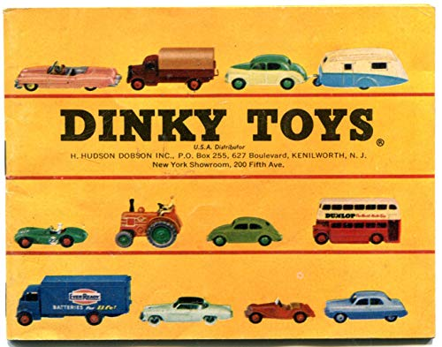 Meccano Dinky Toys - Dinky Toys : Catalog, H. Hudson Dobson, Kenilworth, New Jersey