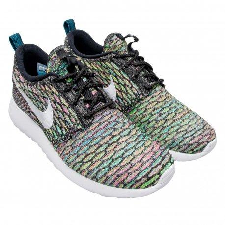Scarpe power bianco Nike Corsa Roshe black Flyknit 001 da laguna blu rosa Donna xxEqgCTwWP