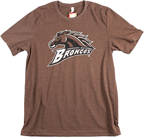Western Michigan University | WMU Broncos Vintage Style Unisex T-shirt