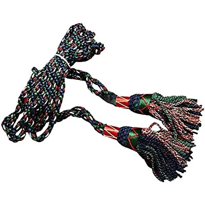 Great Scottish Bagpipe Drone Cord Silk Various Colors/Highland Bagpipes Drone Cords