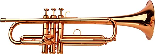 Adams A9 Selected Series Professional Bb Trumpet Copper Lacquer