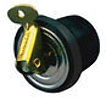 "Brass//Neoprene Baitwell Plug 3//8/"" Adjustable Handle Snap Lock"