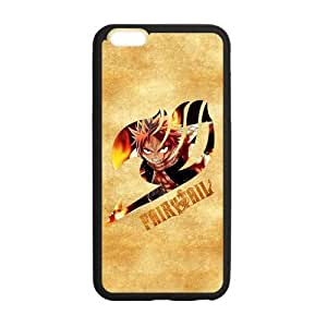 Customize TPU Gel Skin Case Cover for iphone 6+, Anime iphone 6 plus Cover (5.5 inch), Fairy Tail