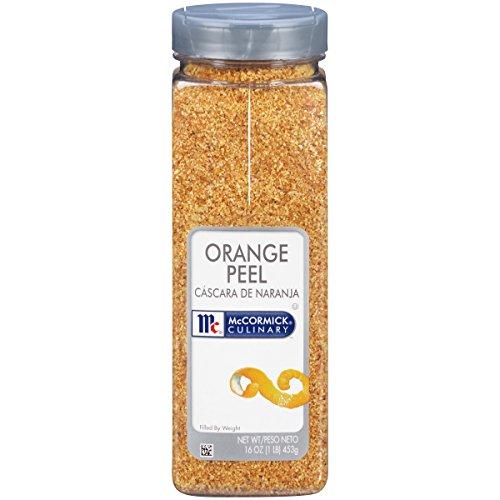 McCormick Culinary Orange Peel, 1 lb. Lemon Raspberry Sauce