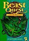 Beast Quest, tome 9 : Le monstre marin par Blade