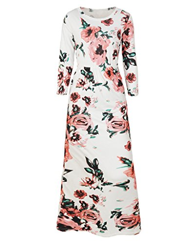 OQC Womens Floral Sleeve Summer