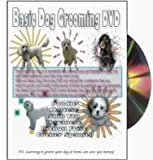Basic Dog Grooming DVD Video Poodle Shih Tzu Bichon Frise Havanese