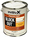 Exterior Latex Primer INSL-X Products Corp TB1100099-01 Gallon White Block Out Primer, 1 Gallon