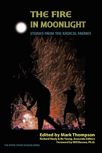 The Fire in Moonlight: Stories from the Radical Faeries 1975-2010 by White Crane Books