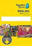 Software : Learn English: Rosetta Stone - America Levels 1-5 [PC Key Card Download]