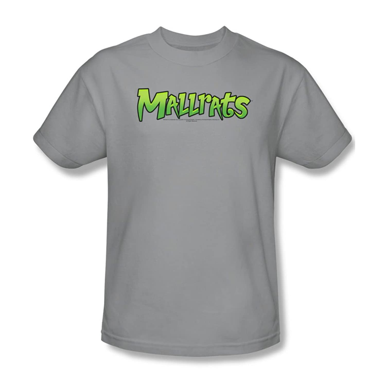 Mallrats - Mens Logo T-Shirt In Silver