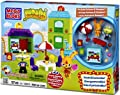 Moshi Monsters Ooh La Lane from Mega Bloks Inc