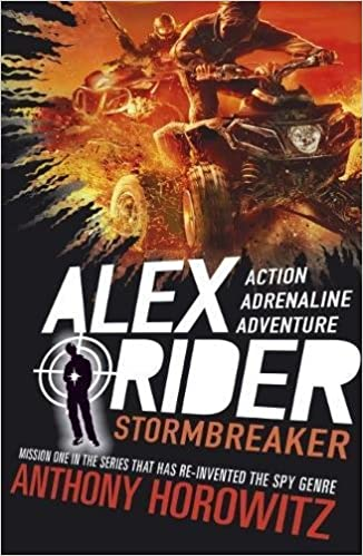 Image result for stormbreaker book