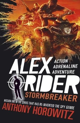 Stormbreaker (Alex Rider): Amazon.co.uk: Horowitz, Anthony ...
