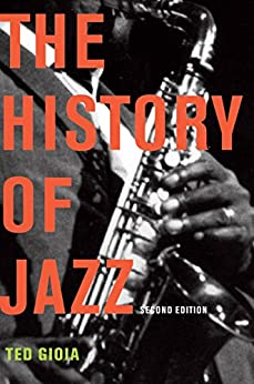 The History of Jazz by [Gioia, Ted]