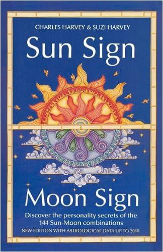 SUN SIGN MOON SIGN NEW ED PB: Charles Harvey: 9780007332632: Amazon