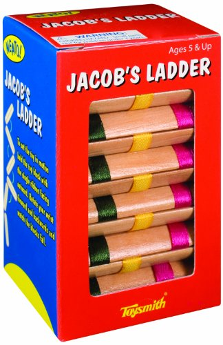 Jacobs Ladder Toy - 1