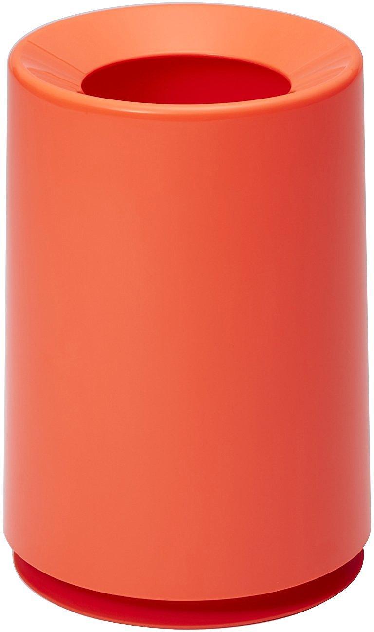Ideaco ''Mini Tubelor Trash Can, Plastic, Orange