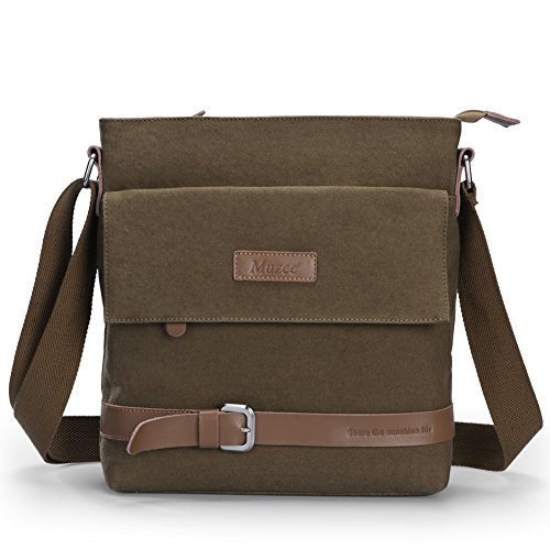 Hombre simple/Bolsa de hombres/Bandolera casual/ los hombres de la bolsa de lona/bolso de hombro inclinado-A A