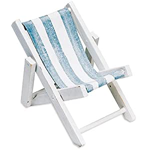 Miniature Folding Beach Chairs