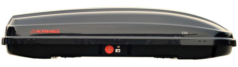 dachbox kamei Modell 510 - schwarz Hochglanz (08144021)