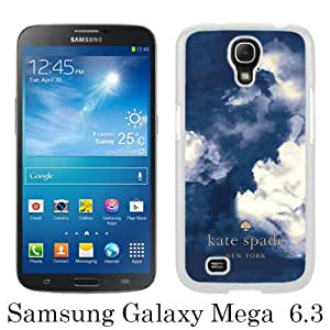 WOSN Kate Spade 159 White Case Cover for Samsung Galaxy Mega 6.3 i9200 i9205