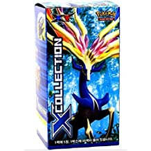 Pokemon Card XY Collection X Booster Box X COLLECTION Korean Version