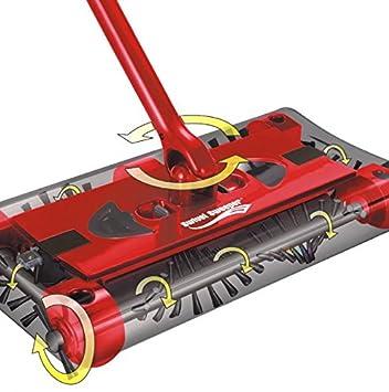 Batteria Scopa Ruotante Swivel Sweeper.Scopa Elettrica Rotante Aspirapolvere Batteria Ricaricabile Rotante Swivel Sweeper Di Nuova Concezione